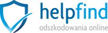 Odszkodowania Helpfind - logo