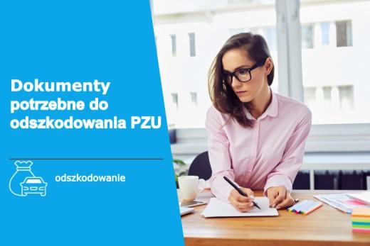 Helpfind - Dokumenty potrzebne do odszkodowania PZU - co wymaga ubezpieczyciel?