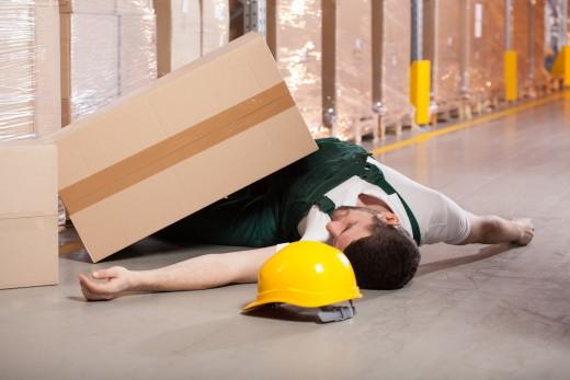 Helpfind - Wypadek w pracy odszkodowanie wypłacane poszkodowanemu