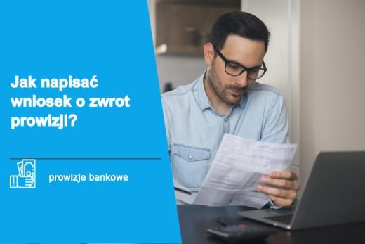 Helpfind - Jak napisać wniosek o zwrot prowizji bankowej?