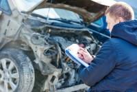kwota odszkodowania za zniszczenie nowego auta
