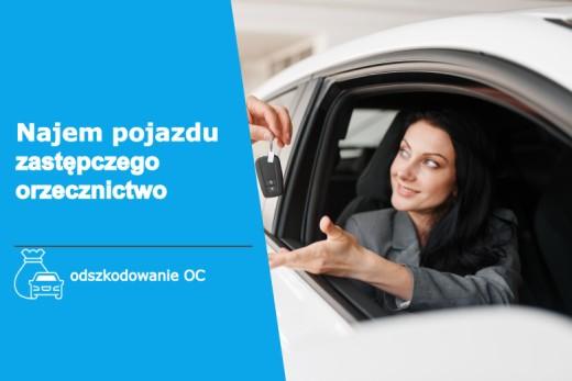 Helpfind - Najem pojazdu zastępczego orzecznictwo - dla kogo korzystne?