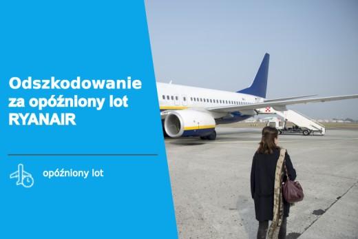 Helpfind - Odszkodowanie za opóźniony lot Ryanair