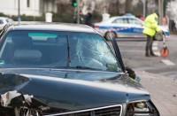 Wypadek drogowy -  odszkodowanie za samochód po wypadku