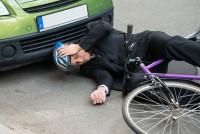 Wypadek na drodze a świadczenia należne pieszemu i rowerzyście