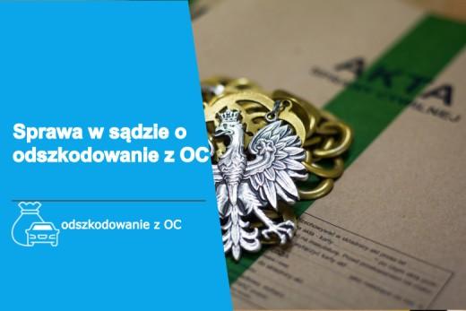 Helpfind - Sprawa w sądzie o odszkodowanie z OC sprawcy - co musisz wiedzieć?