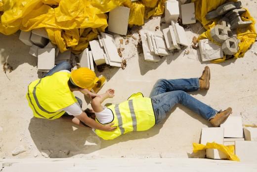 Helpfind - Wypadek w pracy. Kompendium wiedzy dla pracownika