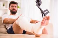 Odszkodowanie za złamaną nogę dla każdego poszkodowanego
